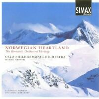 Norwegian Heartland - The Romantic Orchestral Heritage [CD]