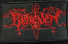 BEHEXEN LOGO EMBROIDERED  PATCH