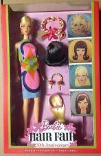 BARBIE Hair Fair 50th Anniversary Collector Gold Label Mattel 2017 NIB