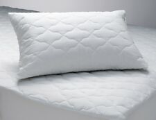 Long Single Bed Size Fully Fitted Quilted Mattress Protector 91 x 203cm  NEW