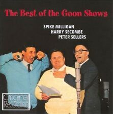 THE GOONS - THE BEST OF THE GOON SHOWS NEW CD