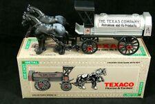 TEXACO Horse & Tanker Bank Series # 8 ERTL  Released 1991 # 9390VP MIB
