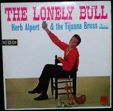 HERB ALPERT & THE TIJUANA BRASS THE LONELY BULL VINYL LP AUSTRALIA