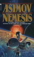 Isaac Asimov / Nemesis Science Fiction Mass Market 1990
