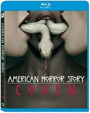 American Horror Story: Coven Complete Third Season - 3 DISC  (2014, Blu-ray New)