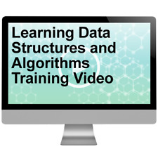 Learning Data Structures and Algorithms Video Training Course
