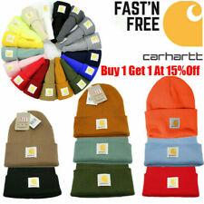 Women Men's Carhartt Beanie Acrylic Watch Hat A18 Beanie Winter Warm Hat Cap Uk