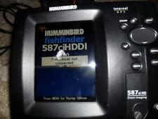 Echolot Humminbird  587 cihd mit gps