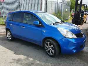 NISSAN NOTE 1.6 AUTO CAP - 2009 2010 2011 2012 BREAKING SPARES