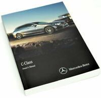Mercedes-Benz C-Class Owners Manual / Drivers Handbook 2015