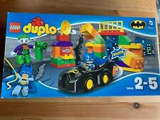 New Sealed Lego Duplo - The Joker challenge 10544 Rare Discontinued Set