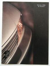 NISSAN Sentra 1995 dealer brochure - French - Canada - ST1002000918