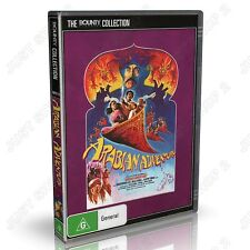 Arabian Adventure (1979) : Christopher Lee Milo O'Shea : New DVD