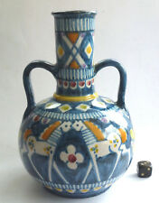 Pinto Vietri Keramik Vase Italien Majolika ceramic midcentury