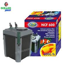 Aqua Nova filtro exterior NCF-600 600 l/h para acuarios de hasta 150l/h externo