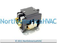 Supco Double 2 Pole 40 Amp Condenser Contactor Relay 110 120 Volt Coil DP401202