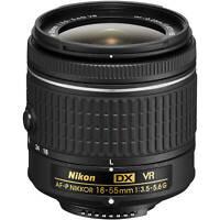 Nuovo Nikon AF-P 18-55mm f 3.5-5.6 DX VR Zoom Lens lavoro con IT*3