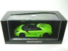 Lamborghini Murcielago LP640 (verde itaca) 2007