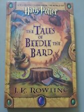 Harry Potter: The Tales of Beedle the Bard by J. K. Rowling Hardcover Book