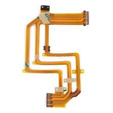 2pcs LCD Flex Cable Repair for Sony HDR-SR5E SR7E SR7 SR8E SR8 UX5E DCR-DVD508E