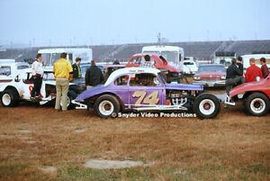 Drew Dalva at Langhorne Speedway Photo