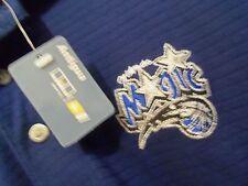 NBA ORLANDO MAGIC BLUE pullover 3 button L New casual shirt