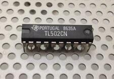 Circuito Integrado TL502CN - IC Vintage - DIP 20 - Convertidor Analogico Digital