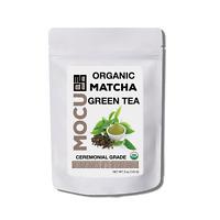 Organic Ceremonial Grade Matcha Green Tea Powder 5 Ounce Bag - Highest USDA