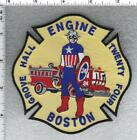 Boston Fire Department (Massachusetts) Engine 24 Shoulder Patch