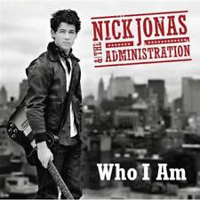 Nick Jonas & The Administration–Who I Am