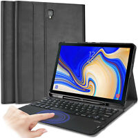 Touchpad Bluetooth Keyboard Cover for Samsung Galaxy Tab S4 10.5 T830N/T835N