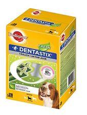Pedigree Dentastix Fresh pour Chiens moyens 28 btonnets