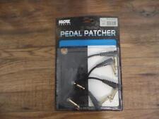 Klotz Klo-Pp-Ajj Pedal Patcher Cable 3pk 6 Inch