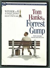 Forrest Gump Used D.V.D. Disc. Canada & U.S.A. Only. Region1