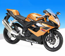 Maisto 1:12 Suzuki GSX-1000R Motorcycle Bike Model New