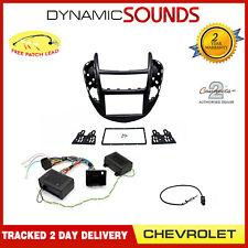 Ctkcv 06 Doppio Din Car Stereo Fascia Kit di Montaggio per Chevrolet Tracker 2013 >