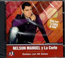 Nelson Manuel y La Corte  Bailalo Con Mi Salsa    BRAND  NEW SEALED  CD