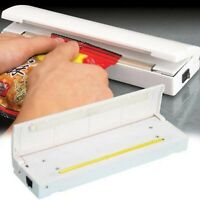 NEW Foodsaver Fast Sealer System Seal Machine Storage Bags Fresh Food New Item