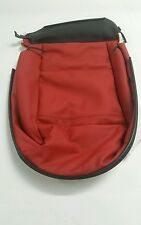 BMW E92 3 Series Coupe Dakota Korall Rot Red Seat Upholstery Cover Leather