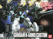 Bandai EW-003 1/144 HG XXXG-01H2 Gundam Heavyarms Custom