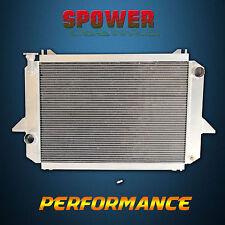 Aluminum Radiator For Nissan PATROL MQ 3.3L DIESEL MT 1980-1987 1981 1982 83 84