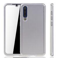 Xiaomi Mi 9 Se Étui Coque Étui pour Portable Housse Sac Film Blindé Argent