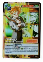 DRAGON BALL Z n° D-671 - TRUNKS   (A5160)