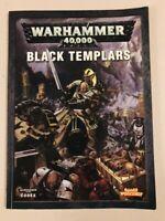 Warhammer 40,000 Codex - Black Templars (2005)