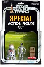 Star Wars Special Action Figure Droid Set R5-D4 Death Star Droid Power Droid