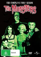 The Munsters : Season 1 (DVD, 2005, 6-Disc Set)