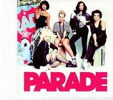 (DZ201) Parade, Louder - 2011 DJ CD