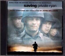 SAVING PRIVATE RYAN John Williams OST CD Steven Spielberg Der Soldat James Ryan