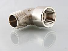1.3cm Bsp Mâle À 1.3cm Bsp Femelle Coude Fixations 1 Arrêt