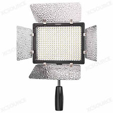 Yongnuo YN-300 II LED Camera Video Light Adjustable Color Temperature + IR LF235